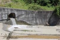 VAHŞİ YAŞAM - Çatalağzı Termik Santrali Kül Barajında Çatlak Meydana Geldi