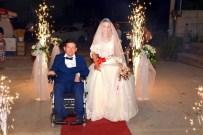 KARAGEDIK - Fethiye'de Engelsiz Bir Aşk Hikayesi Mutlu Sonla Noktalandı