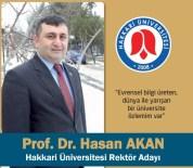 MEZOPOTAMYA - Hakkari Üniversitesi'nde Rektörlük Seçimi