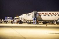 KOCA SEYİT - Haziran'da 39 Bin Kişi Koca Seyit'ten Uçtu