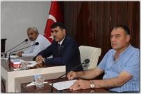 MEHMET METIN - Kilis İl Genel Meclisi Temmuz Ayı Meclis Toplantısı Yapıldı