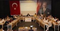 GÜZELÇAMLı - Kuşadası Belediye Meclisi'nin Temmuz Ayı Olağan Toplantısı Yapıldı