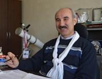 İNCİ KEFALİ - Prof. Dr. Mustafa Sarı'dan Anlamlı Veda