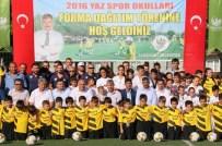 HÜSEYIN YARALı - Saruhanlı'da Bin Öğrencilik Yaz Spor Okulu Açıldı