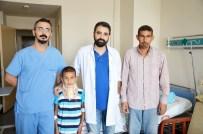 OMURGA - Suriyeli Çocuk Şanlıurfa'da Hayata Tutundu