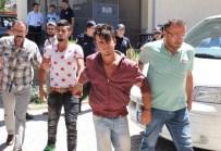 MEHMET BAYRAKTAR - Suriyeli Türk Kavgasının Zanlıları Adliyeye Sevk Edildi