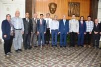 TURGAY ŞIRIN - Vali Güvençer Konuklarını Ağırlıyor