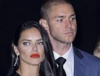 JUSTİN BİEBER - Adriana Lima sevgilisinden ayrıldı