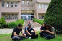 YÜKSEL MUTLU - Akdeniz Belediyesi'nden Parklarda Ücretsiz İnternet Hizmeti