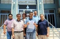 ERHAN ÜSTÜNDAĞ - Aydın BBP, Yazıcıoğlu Dosyasına Verilen Takipsizlik Kararına İtiraz Etti