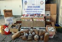 BANDROL - Aydın Polisi Kaçakçılara Göz Açtırmıyor