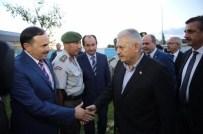 ÇİMENTO FABRİKASI - Başbakan Yıldırım'dan Soma'ya Özel İlgi