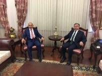VEYSİ KAYNAK - Belediye Başkanı Kara, Bakanlar İle Görüştü