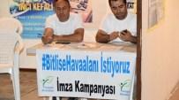 VEDAT DEMİRÖZ - Bitlis Halkı Havaalanı İstiyor