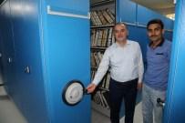 SEL BASKINI - Depreme Dayanıklı Teknoloji Arşiv Sistemi Kuruldu