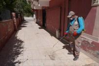 SALAR - Haliliye'de Haşere İle Etkili Mücadele Sürüyor