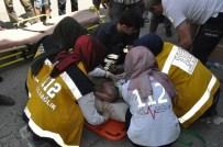 YEŞILDAĞ - İnegöl'deki Üç Ayrı Kazada 17 Kişi Yaralandı