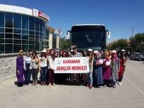 SINAV STRESİ - Karamanlı Gençlere Tarihi Ve Kültür Yolculuğu