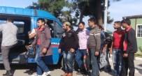 Kırklareli'nde Göçmen Kaçakçılığı Operasyonu