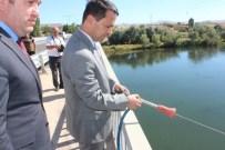 MUSTAFA ELDIVAN - Kızılırmak'ta Üvez Sineği İlaçlaması Başlatıldı
