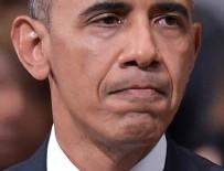 MICHELLE OBAMA - Obama öldürülen polisler için gözyaşı döktü