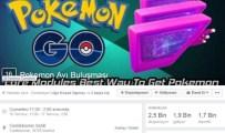 CADDEBOSTAN - 'Pokemon Avı Buluşmasına' Şimdiden 2 Bin Kişi Gidiyor