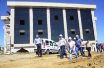SINOP ÜNIVERSITESI - Sinop Üniversitesi İlahiyat Fakültesi İnşaatında Sona Gelindi