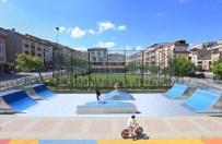 TRAFİK EĞİTİM PARKI - Sultangazi'de Parklar Yenilendi