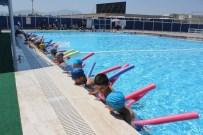 Turgutlu'da Yaz Spor Okulları Yoğun İlgi Görüyor
