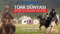 BİLEK GÜREŞİ - Türk Dünyası Kocayayla'da Buluşuyor