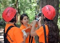GÜVENLİ İNTERNET - Türkiye'nin 5 Yıldızlı Gençlik Kampı'nda Yeni Dönem
