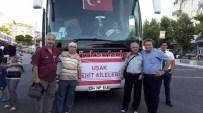 ŞEHİT AİLELERİ - Uşak Belediyesi Şehit Ailelerini Karadeniz Turuna Gönderdi