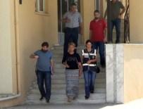 E-5 KARAYOLU - Uyuşturucu Ticareti Yapan Kadın Polise Teslim Oldu