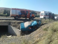 Yozgat'ta Trafik Kazası Açıklaması 5 Ölü
