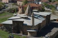 ULU CAMİİ - Anadolu'nun 'El-Hamrası' Restorasyona Alındı