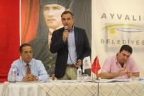 TEKNIK MALZEME - Ayvalık Belediyesi'nin Temmuz Ayı Olağan Meclis Toplantısı Gerçekleştirildi