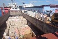 KARGO GEMİSİ - Cumhuriyet Tarihinin Denizde En Büyük Kaçak Sigara Operasyonu Açıklaması 3 Milyon 300 Bin Paket