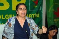 SEBAHAT TUNCEL - DBP Eş Genel Başkanı Sebahat Tuncel Açıklaması