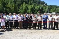 Erfelek'te Sanayi Sitesi Temeli Atıldı
