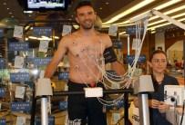 OLCAY ŞAHAN - Gökhan Gönül Sağlık Kontrolünden Geçti