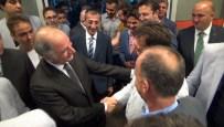 SEBAHATTİN ÖZTÜRK - İçişleri Bakanı Ala, Erzurum'da Güvenlik Toplantısına Katıldı