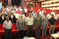BÜLENT ÖZKAN - İKA Kalkınma Kurulu Başkanı Prof. Dr. Yavuz Coşkun Açıklaması