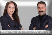 ALI ÖZKAN - Mazıdağı Belediyesi Eş Başkanları Görevlerinden Alındı
