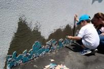 ÇOCUK MECLİSİ - Oyun Engel Tanımaz Parkı'nın Duvarını Çocuklar Süsledi