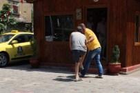 GÜLÜÇ - Taksi Durağında Silahlı Yaralama