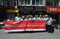 TÜRK MÜHENDIS VE MIMAR ODALARı BIRLIĞI - TMMOB Yasa Tasarısını Protestosu Etti