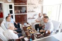 ALI ERDOĞAN - TSK Mersin Bölge Temsilcisi Albay Karadeniz'den Besni'ye Ziyaret
