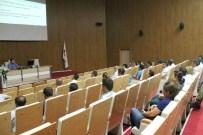 MUSTAFA KUTLU - ASKOM Toplantısı Düzenlendi