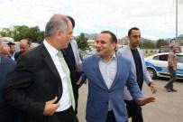 SEBAHATTİN ÖZTÜRK - Bakan Ala'dan BB Erzurumspor'a Ziyaret