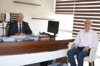 KATI ATIK BERTARAF TESİSİ - Bilgen Açıklaması 'MASKİ'nin Manisa İçin Yaptığı Yatırımların Duyurulması Önemli'